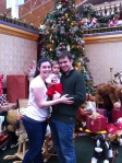 9th Month: McKinley meets Santa & Mom passes the board exam!